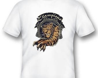 Champions tiger 1245 Tee Shirt 082315