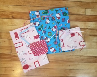 Reusable Gift Bag SMALL || pack of 4