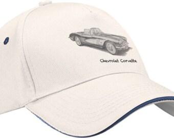 Chevrolet Corvette Baseball Cap