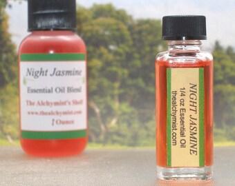 Night Blooming Jasmine Essential Oil Fragrance
