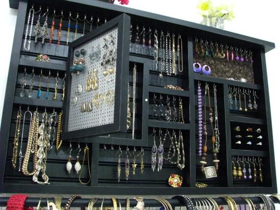 Large Dorm Room Jewelry Organizer