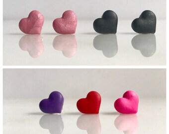 Hearts, Love Earrings
