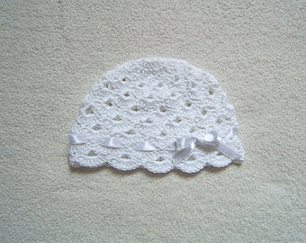 Hand-crochet Girl Hat, Beanie
