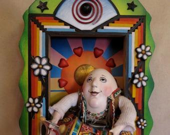 Hippie Egghead