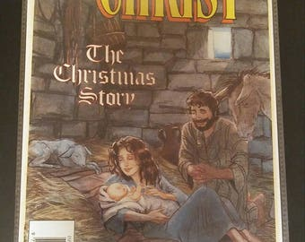 The Life of Christ Marvel Comic Book NM