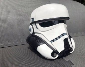 Patrol Trooper Helmet (Resin)