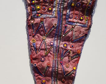 Turkana Beaded Apron Kenya