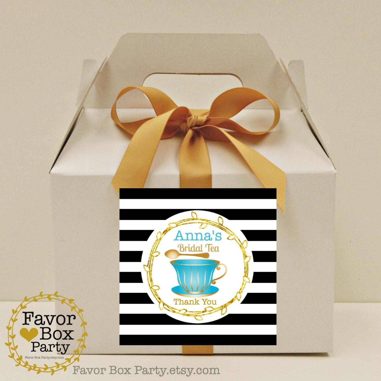 Bridal Shower Tea Party Favors Baby Shower Tea Tea Cup
