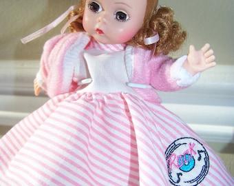 Peppermint Twist madame alexander doll MINT