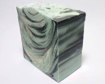 Icelandic - Artisan Soap with Shea Butter and Cocoa Butter - Handmade Soap