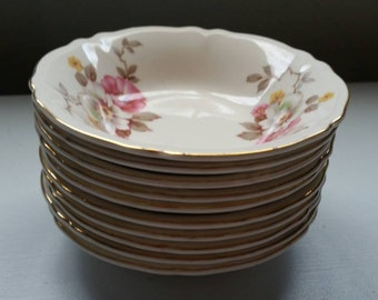 Dessert Bowls, Made in the USA