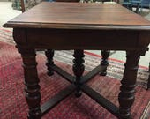 Antique small table, euro...