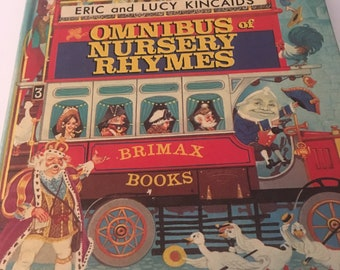 Eric and Lucy Kincaid's Omnibus of Nursery Rhymes - 1977