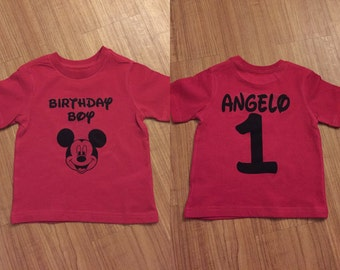 Custom Toddler T-Shirts