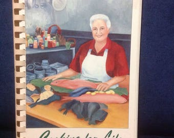 Cooking for Life - A Cajun Guide for Healthy Living by Alzina Toups
