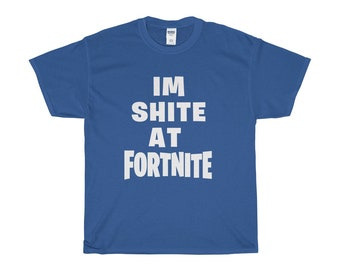 Funny Fortnite T Shirt Novelty Fortnite Tshirt Gaming Tee Ps4 Xbox Fortnite Gag Gift
