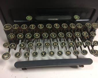 LC Super Speed Typewriter