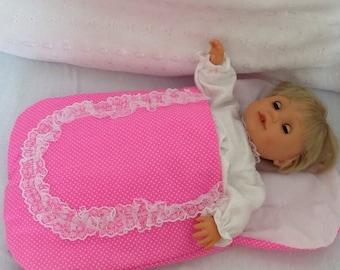 Dolls sleeping bag
