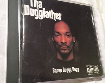 Snoop Dogg the Doggfather Cd compact disc old school rap hip-hop