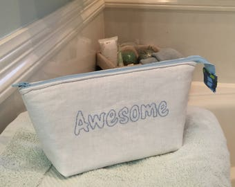 Awesome Inspirational Pouch