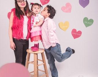 Mini Hearts Valentine's