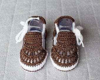 Boy sandals, Crochet Baby Boy Sandals, Baby Shoes, Baby Boy Crochet Shoes, Summer Boy Shoes, Newborn Sandals, Baby Boy Sandals, Boy Shoes