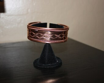 """1"""" Copper Cuff Bracelet"""