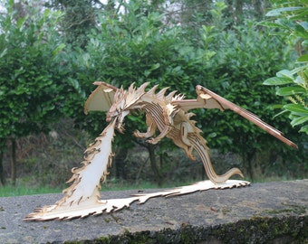 Smaug Dragon from the Hobbit