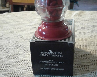 Avon's  GALLERY ORIGINALS. Red Lantern