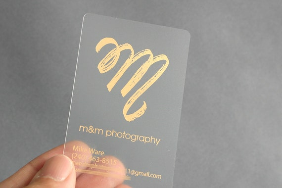 200 business cards frosted plastic stock with gold or like this item colourmoves