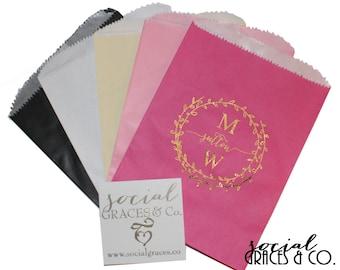 Letterpress Foil Goodie Bags
