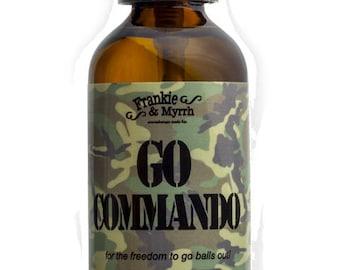 Go Commando   Feel the Breeze