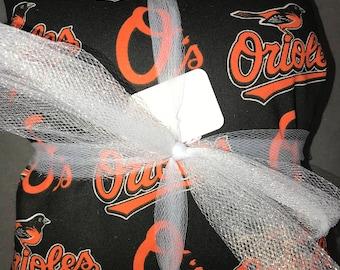 Heating Pad: Baltimore Orioles