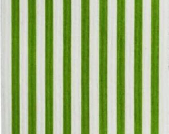 Green Stripe Swedish cloth