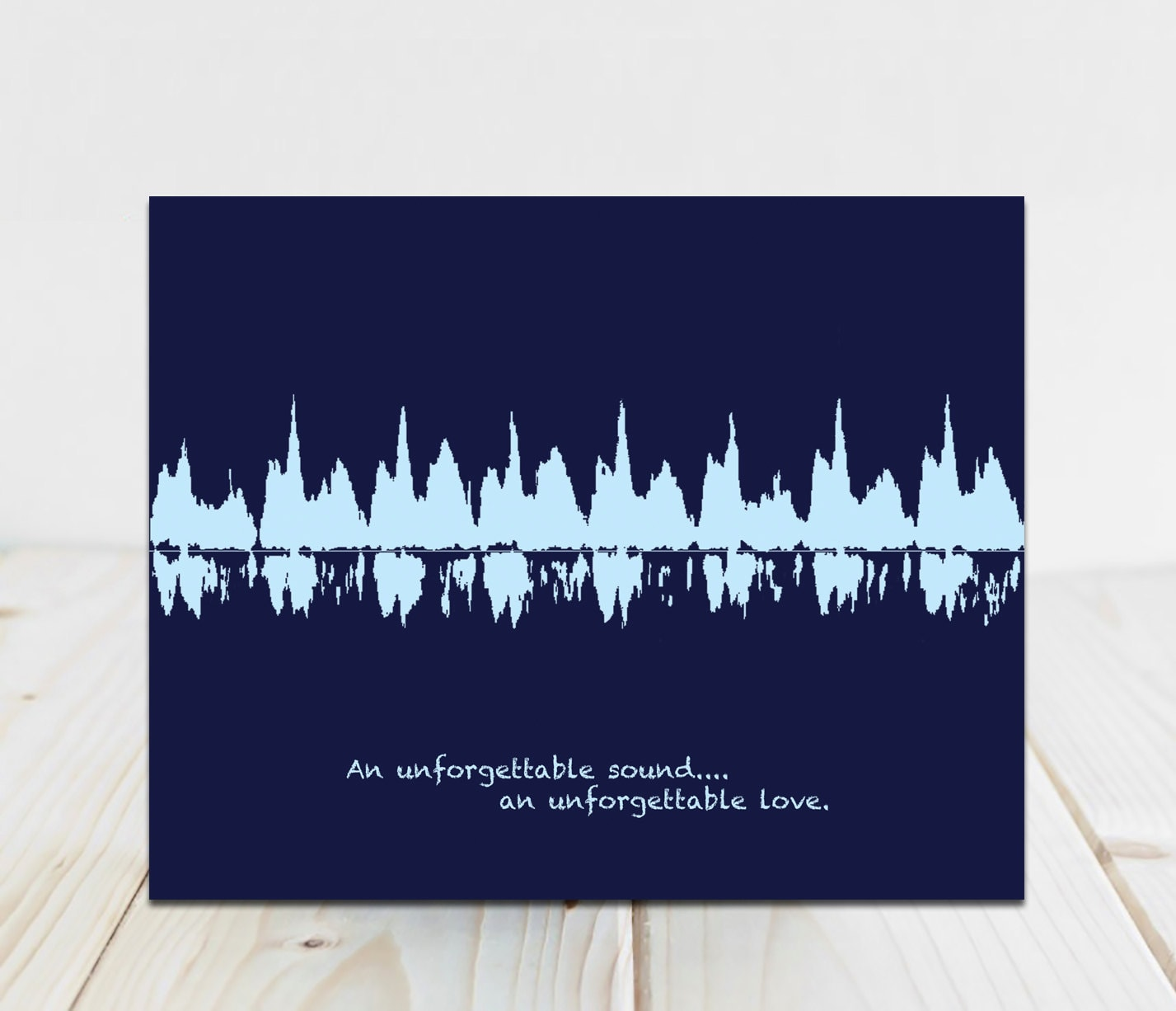 Baby heartbeat print baby memorial gift miscarriage gift zoom negle Image collections