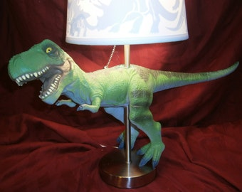 T-Rex Dinosaur Lamp