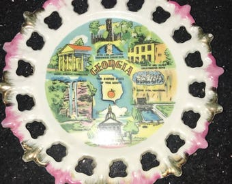 Vintage Georgia State Plate