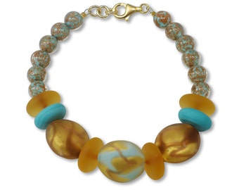 Murano Glass Bracelet - Julietta