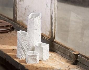 Vase S, Woodraw Kollektion