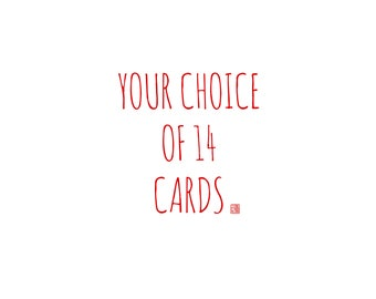 Pick your set of 14 cards