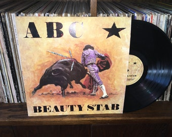 ABC Beauty Stab Vintage Vinyl Record