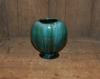 Blue Mountain Pottery Footed Vase - 1624