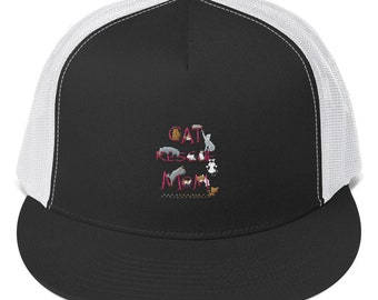 CAT'S Happy Mother Day To Rescue Mom Hat/Cap