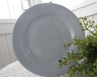"""Vintage 8 3/4"""" Plates * Lunch * Dinner * Salad * Buffalo China Lune"""