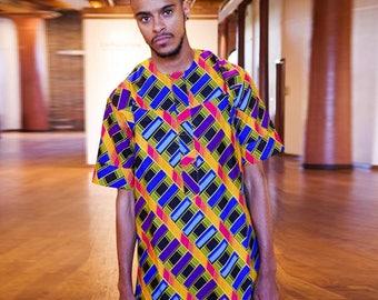 Duru Color Pop Men's Shirt