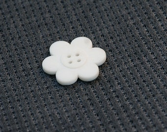 3D Printed Button Flower,3D printed Garment Button,Accent Button,3D printed coat button,3D printed accessory,3D printed fashion accessory