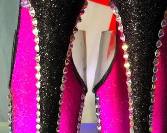 Exotic dancer heels .