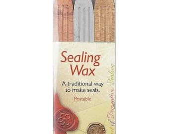 SEALING WAX, Metallic Sealing Wax, Silver Sealing Wax, Mailable Sealing Wax, Gold Sealing Wax, Bronze Sealing Wax, Sealing Wax Sticks