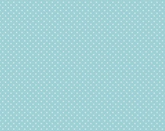 Swiss Dots - C670-20 Aqua