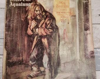 Vinyl: Jethro Tull, Aqualung, Free Shipping